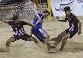 باشگاه خبرنگاران -لیگ برتر فوتبال ساحلی به ایستگاه پایانی رسید