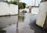 باشگاه خبرنگاران -خیابانهایی که پس از بارندگی تبدیل به دریاچه میشوند + تصاویر