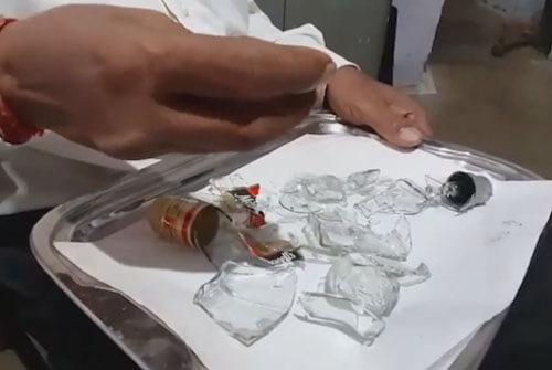 وکیلی که شیشه میخورد تا بتواند وکالت کند+فیلم و تصاویر
