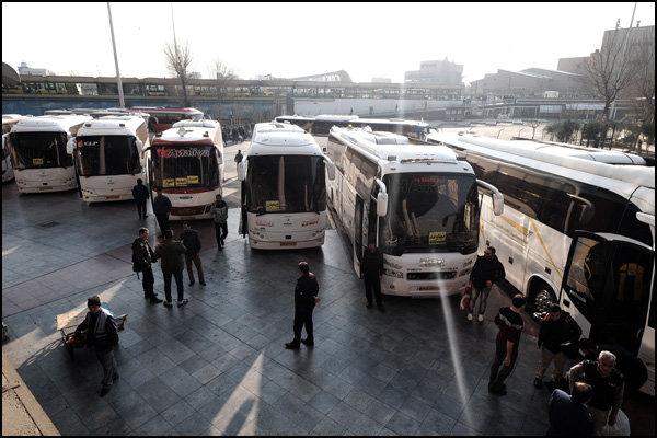 ناوگان جادهای استان همدان از ۲۴ مهرماه آماده انتقال زائران حسینی است