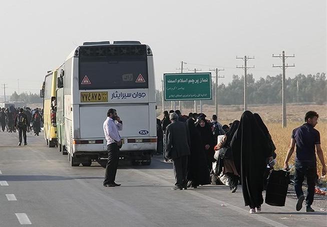 آماده سازی ۱۵ هزار و ۵۰۰ دستگاه اتوبوس برای ایام اربعین/ قیمت بلیت اتوبوس گران نمیشود