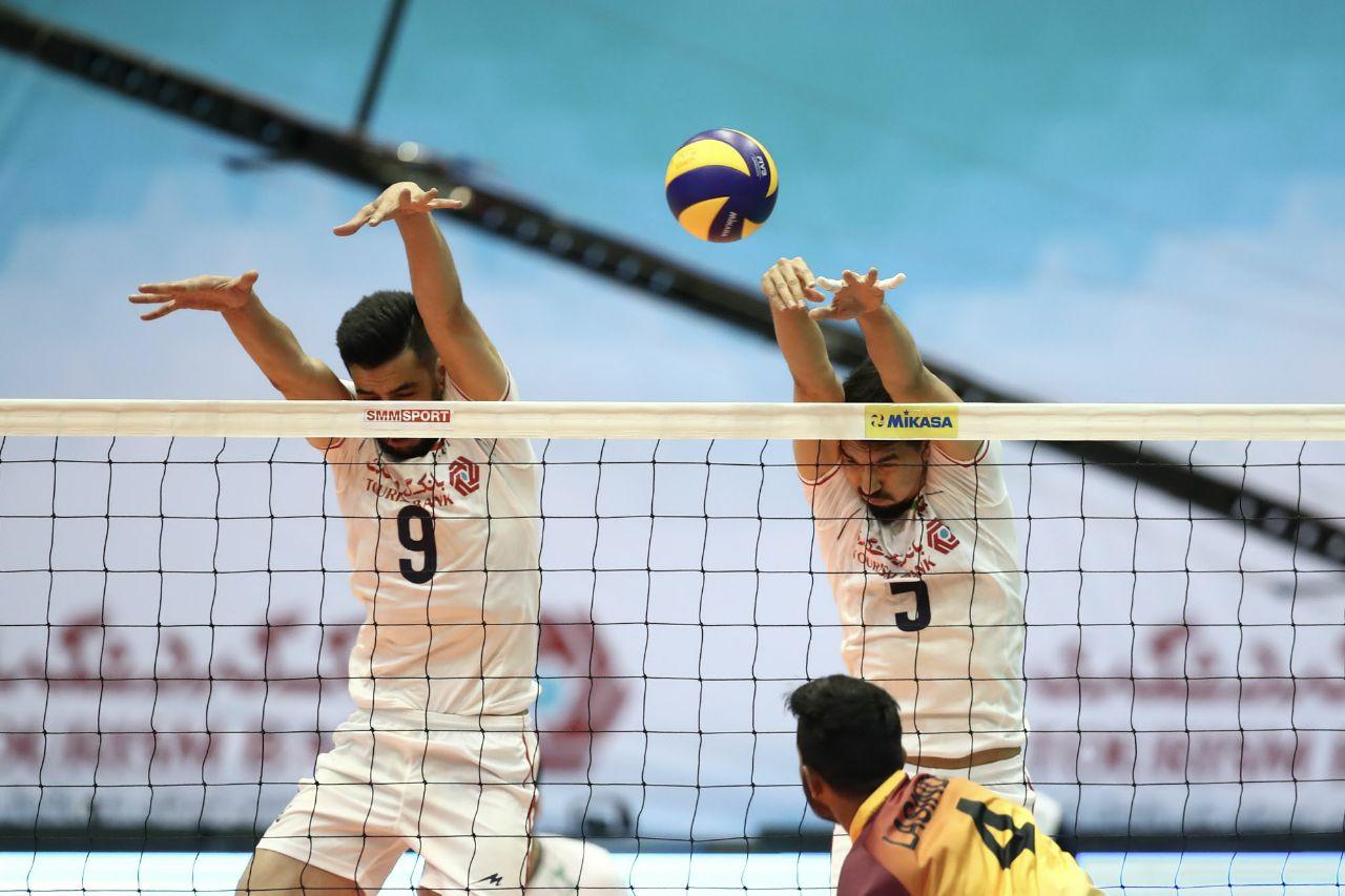 تیم ملی والیبال ایران - استرالیا / بلند قامتان در اندشیه صدر نشینی
