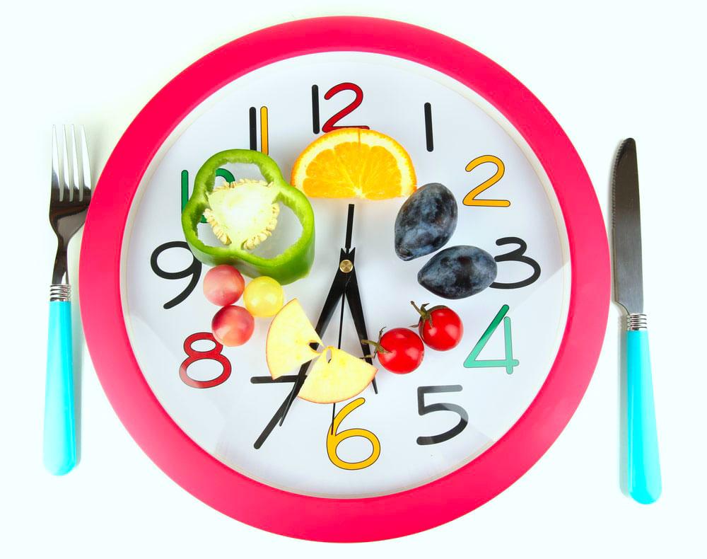 باشگاه خبرنگاران -رابطه ساعت غذا خوردن با کاهش وزن