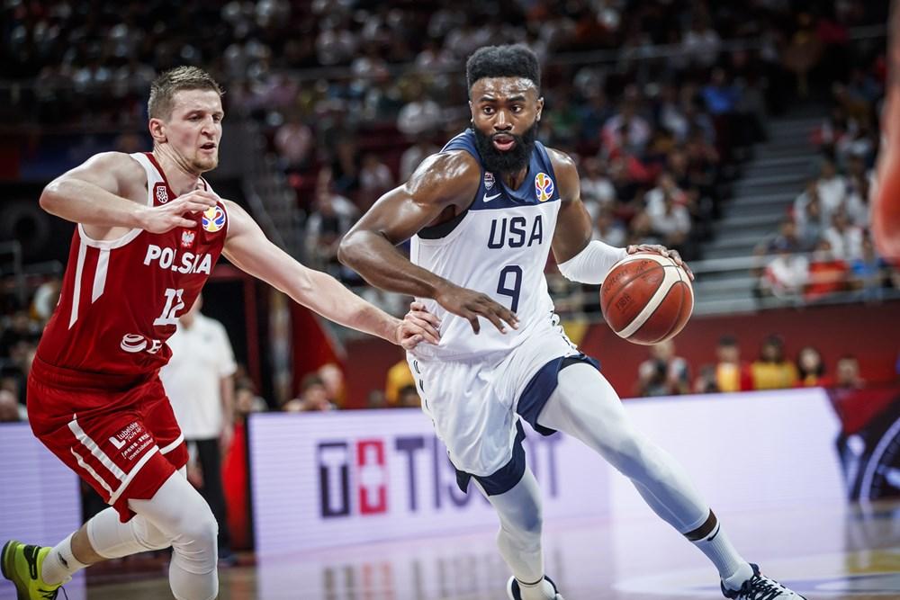 آمریکا ۸۷ - لهستان ۷۴ / یانکیها بالاخره بردند / بدترین عنوان تاریخ بسکتبال آمریکا رقم خورد