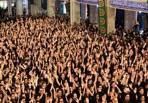 پخش بیش از ۶۶ ساعت عزاداری یزدیها از قاب شبکه یزد