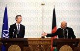 باشگاه خبرنگاران -گفتگوی تلفنی دبیرکل ناتو و رئیس جمهور افغانستان