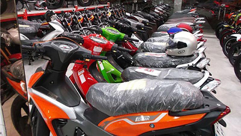 انواع موتورسیکلت در بازار چند؟ + قیمت