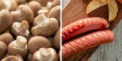 ۲۲ ماده غذایی که هرگز نباید خام خورده شوند