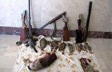 باشگاه خبرنگاران -شکارچی متخلف در دام قانون