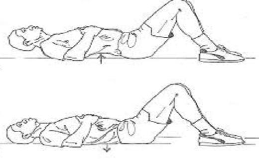 ارتباط افزایش گودی کمر با اختلال راه رفتن