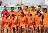 باشگاه خبرنگاران -جایگاه ششم برای تیم فوتبال ساحلی شهرداری بندرعباس