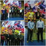 باشگاه خبرنگاران -درخشش موی تای کاران کردستانی در رقابتهای انتخابی تیم ملی