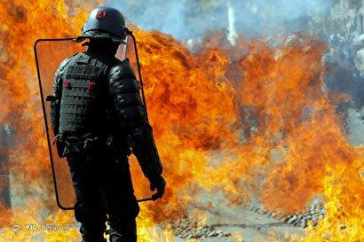 چهل و چهارمین شنبه اعتراضات فرانسه