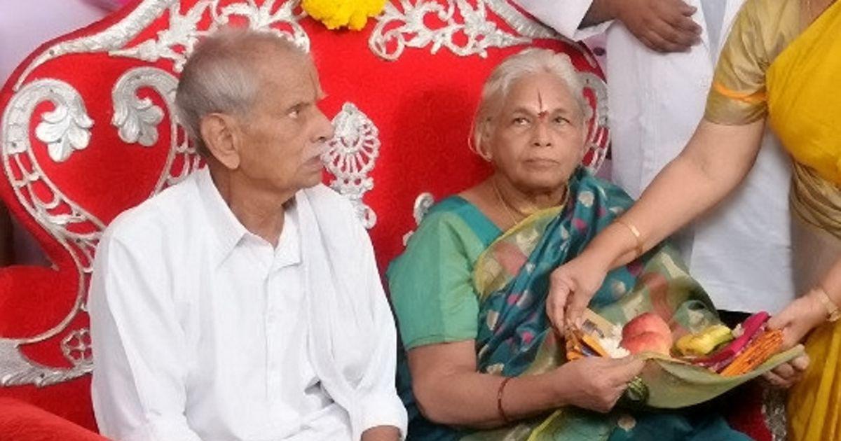 سکته پدر سالخورده دوقلوهای هندوستانی!