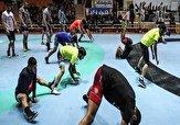باشگاه خبرنگاران -برگزاری المپیاد ورزشهای رزمی دانشگاه آزاد اسلامی در خرم آباد