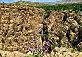باشگاه خبرنگاران -آبشار پیران، از بلندترین آبشارهای ایران در سرپل ذهاب + فیلم