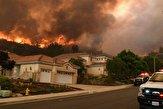 باشگاه خبرنگاران -دستور تخلیه صدها نفر بر اثر آتشسوزی در کالیفرنیا