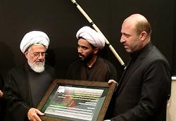 تجلیل ازصداوسیمای مرکز زنجان برای انعکاس عزاداریها
