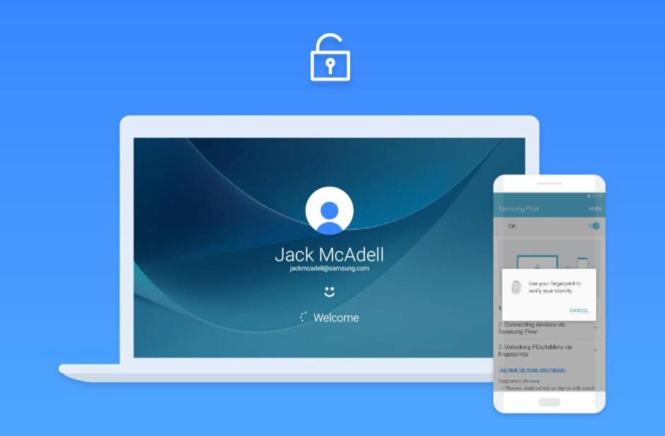 اتصال صفحه نمایش گوشیهای هوشمند به تبلت با نرمافزار Samsung Flow