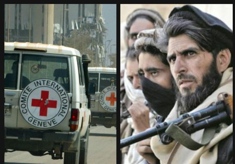 از سرگیری فعالیت های صلیب سرخ در مناطق تحت کنترل طالبان