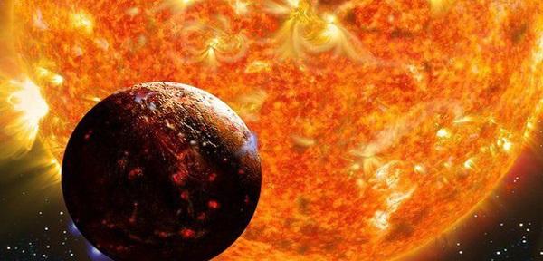 سیاره ای که جو ندارد/