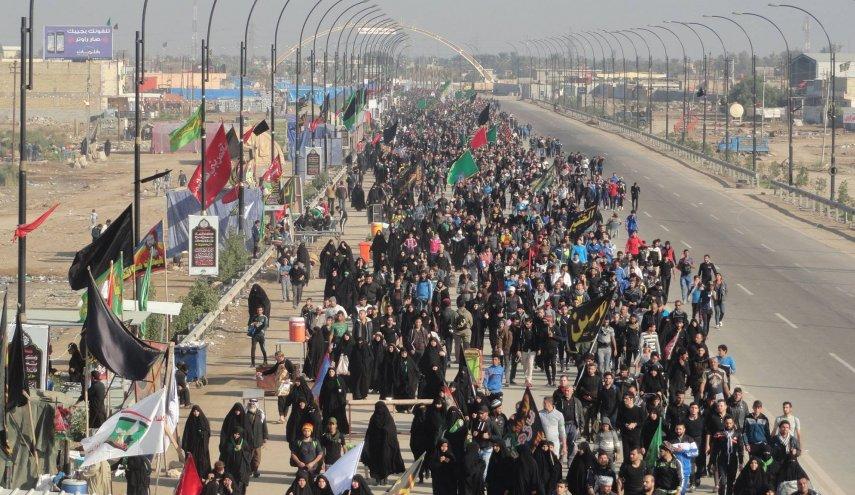بیش از ۳۰ هزار زائر از مرز مهران تردد کردند