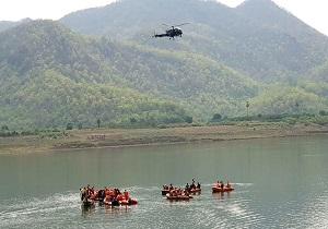 دهها کشته و مفقودی براثر واژگونی قایق گردشگران در هند