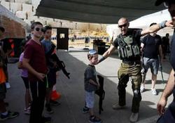 آموزش کشتار به کودکان اسرائیلی + فیلم