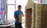 باشگاه خبرنگاران -پدری که با ساخت خانهای عجیب مشهور شد + تصاویر