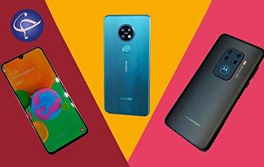 باشگاه خبرنگاران - معرفی ۵ تلفن هوشمند برتر رونمایی شده در نمایشگاه ایفا ۲۰۱۹