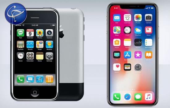 داستان یک تکامل، بررسی 12 سال تولید آیفون توسط اپل