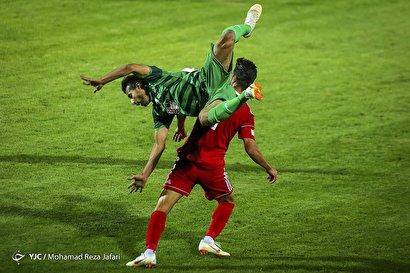لیگ برتر فوتبال / ذوب آهن ۰ - تراکتور ۰