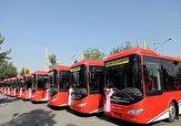 باشگاه خبرنگاران -ورود ۴ اتوبوس جدید به ناوگان اتوبوسرانی همدان