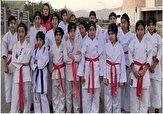 باشگاه خبرنگاران -نایب قهرمانی تیم کاراته دختران هرمزگان