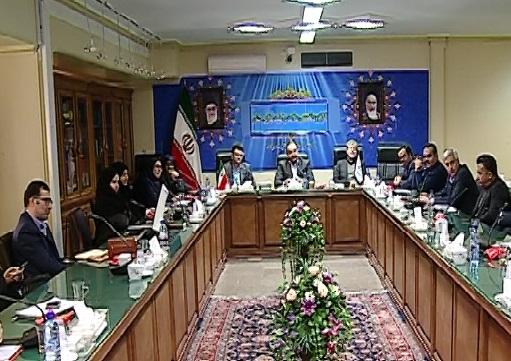 کارگروه اجتماعی سلامت و امنیت غذایی استان مرکزی