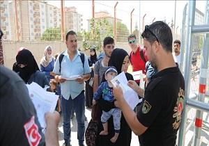 اهالی خان شیخون به منازل خود بازمیگردند/ مانعتراشی تروریستها در گذرگاه «ابوضهور»