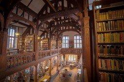هزینه یک شب خوابیدن در کتابخانه