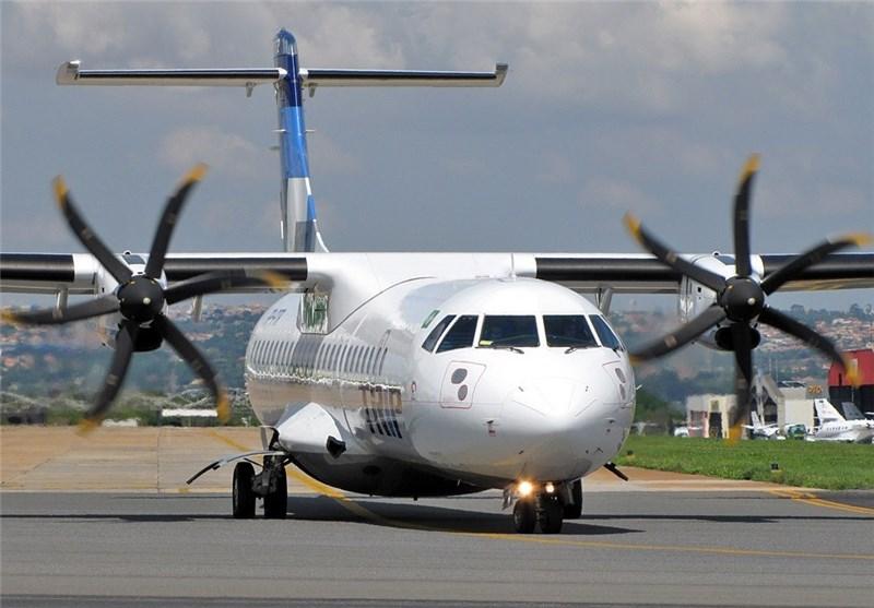 آغاز چکهای نیمه سنگین هواپیماهای ATR/ مشکل تأمین قطعات ATR وجود ندارد