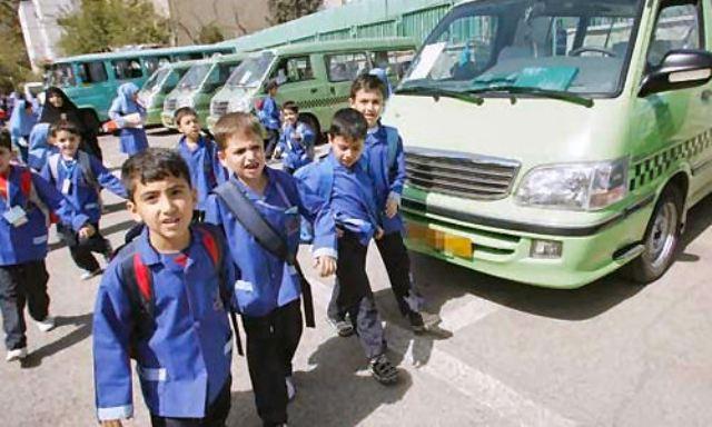 آغاز توزیع برچسبهای سرویس مدارس در دفاتر شهر تهران از امروز