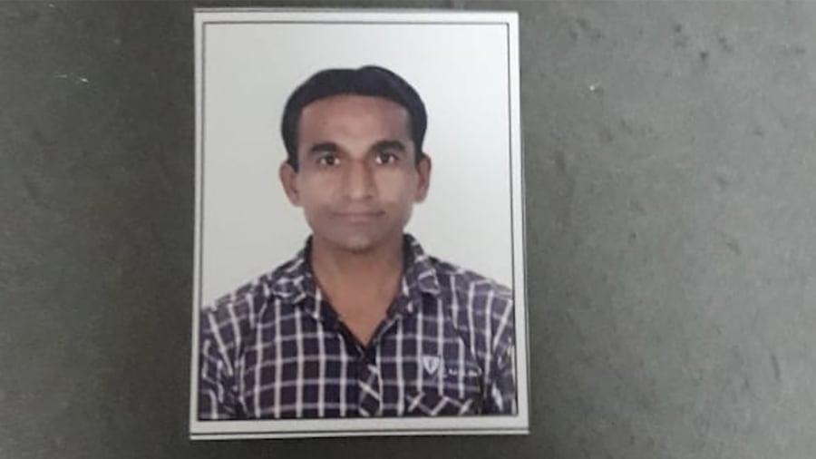 ترفند عجیب جوان هندی برای فرار از مرز+تصاویر