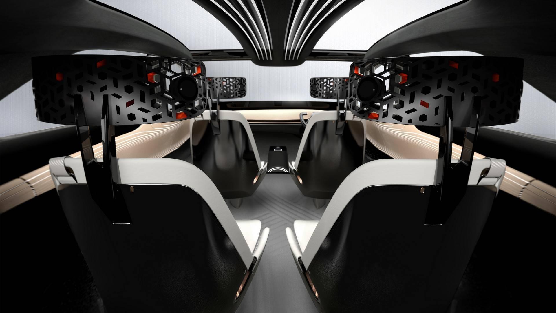 خودرویی برقی با شتاب ۰ تا ۱۰۰ در کمتر از ۵ ثانیه