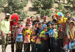 اهدای ۱۵۰ بسته حمایتی به دانشآموزان مناطق محروم کوهرنگ
