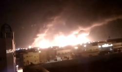 سر عربستان کلاه رفت!/ ناتوانی سامانههای پدافند هوایی پاتریوت و هاوک در برابر حملات پهپادی به تاسیسات نفتی آرامکو + فیلم