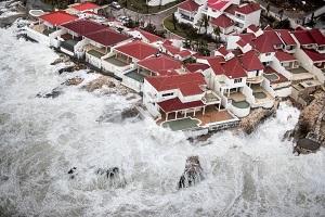 ۸۰ هزار خانوار توفانزده در شرق ژاپن از بیبرقی رنج میبرند