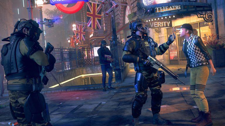 استفاده از چند شخصیت در بازی Watch Dogs: Legion