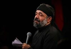 تقدیر رهبر انقلاب از برنامه چهارپایه خوانی حاج محمود کریمی در شب تاسوعا + فیلم