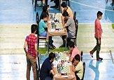 باشگاه خبرنگاران -پایان دور پنجم مسابقات شطرنج بین المللی ابن سینا