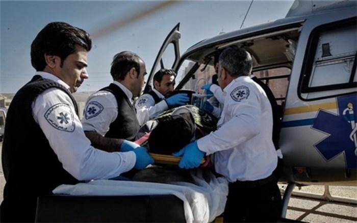 انجام بیش از ۱۵هزار مأموریت توسط اورژانس ۱۱۵ استان بوشهر