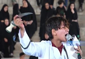 سابقه کهن تعزیه خوانی در کرمان + فیلم
