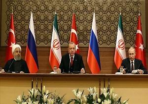 نسشت خبری مشترک رؤسای جمهور ایران، ترکیه و روسیه